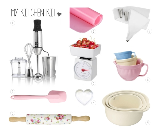 My Kitchen Kit…