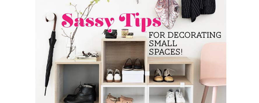 sassy spaces slider