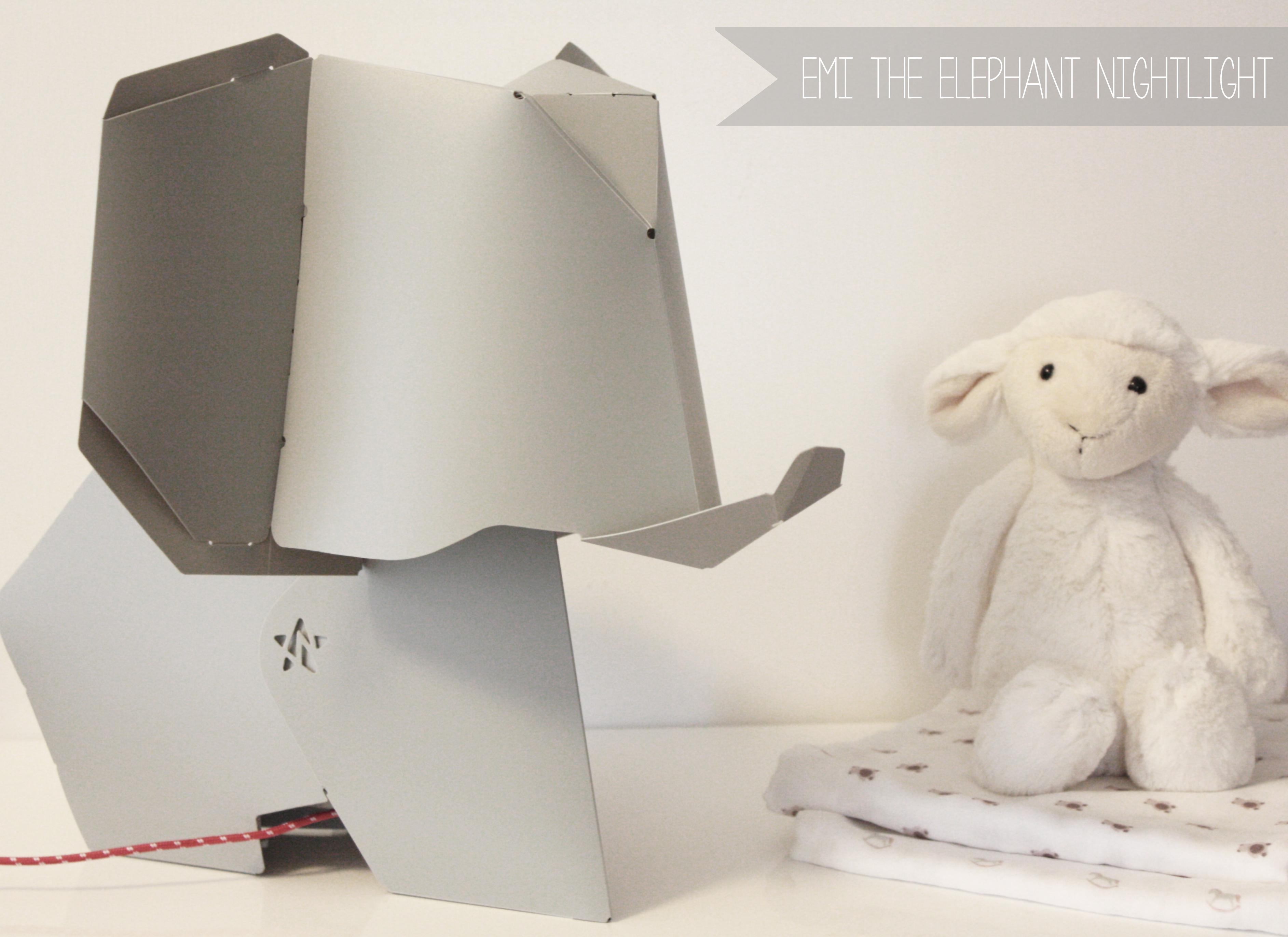 Review: Emi The Elephant Nightlight